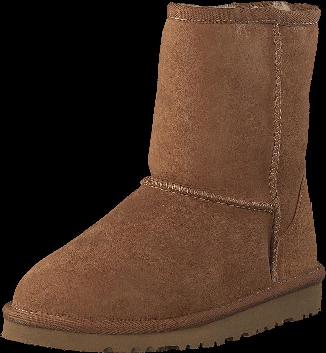 Footway SE - UGG Australia Classic Short Chestnut(CHE), Skor, Kängor & Boots, Fårskinnsstövla 1447.00