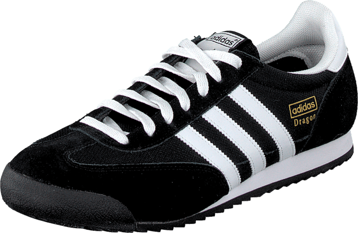 adidas Originals - DRAGON Black/Wht/Metgol