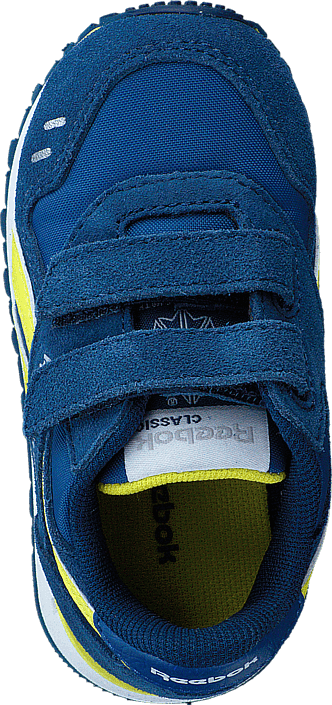Reebok - Dash Runner Blue/Blue/Sunrock/White