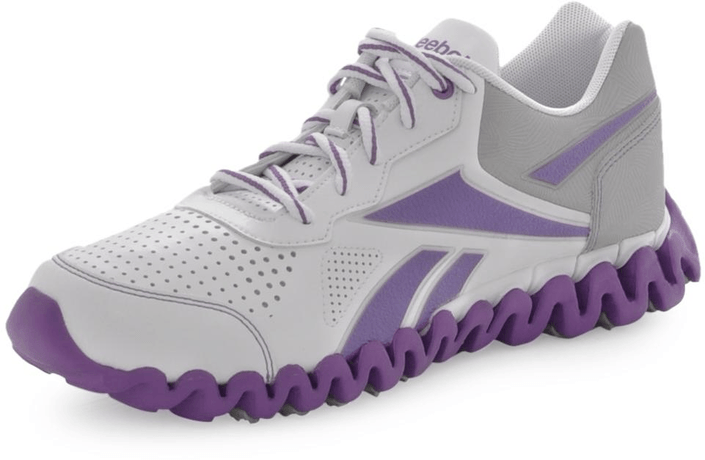 Reebok - Zigano True White/Tin Grey/Major Purp