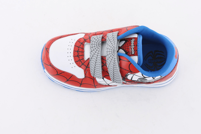 Reebok Classic - Versa CL LTHR 2V Marvel Red/White/Blue/Black