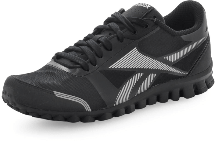 Reebok - Realflex Optimal Black/Pure Silver