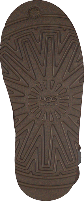 UGG Australia - K Bailey Button Chestnut
