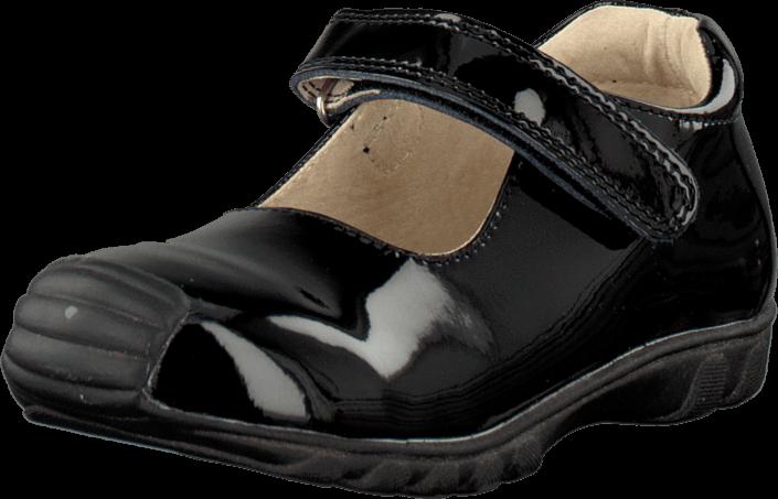 Vincent - Malva Black Lack/Patent