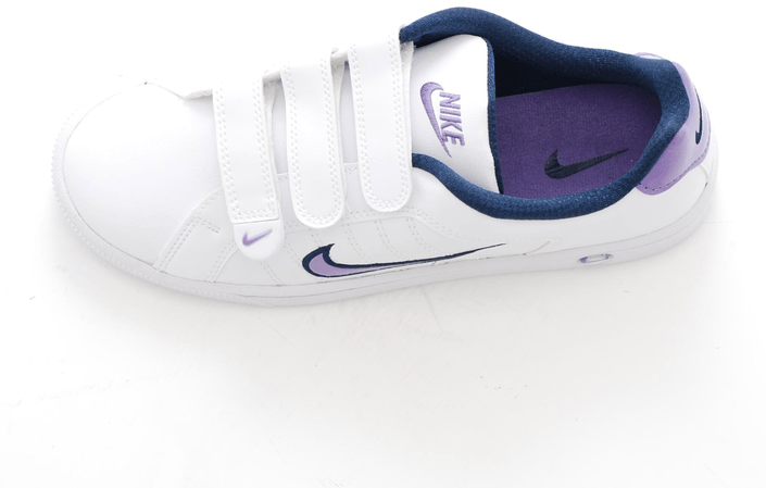 Nike - Court Tradition 2 Plus (GSV) White-Iris