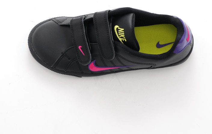 Nike - Court Tradition 2 Plus (PSV) Black-Frbrry