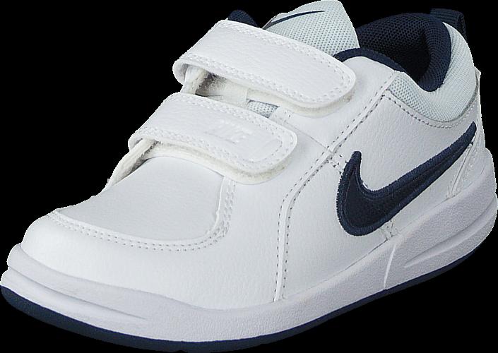 Nike - Pico 4 (Tdv) White/Midnight Navy