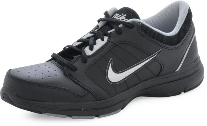 Nike - Wmns Steady Ix Black-Mtllcs