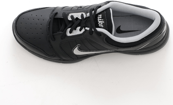 Nike - Wmns Steady Ix Black-Mtllcs