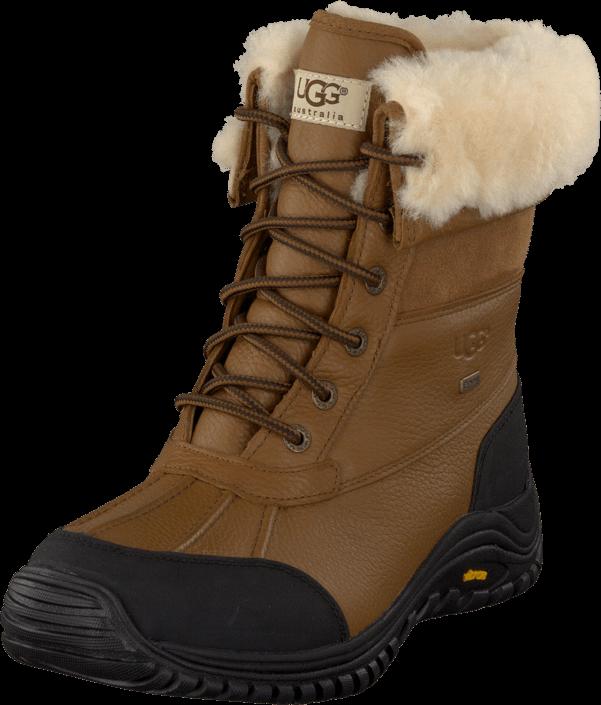 ugg-australia-adirondack-boot-ii-otter-kengaet-saappaat-ja-saapikkaat-laemminvuoriset-talvisaappaat-ruskea-naiset-36