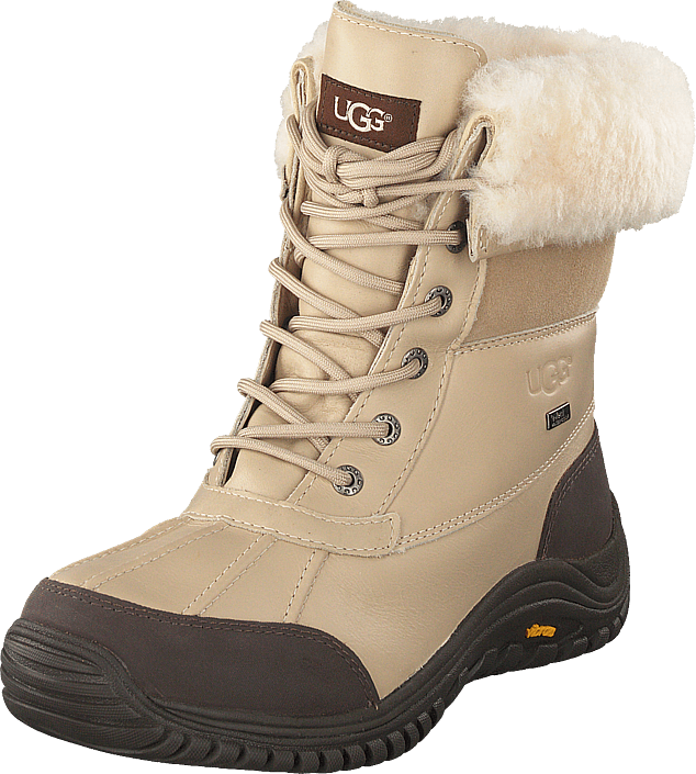 kj p ugg adirondack boot ii sand beige sko online. Black Bedroom Furniture Sets. Home Design Ideas