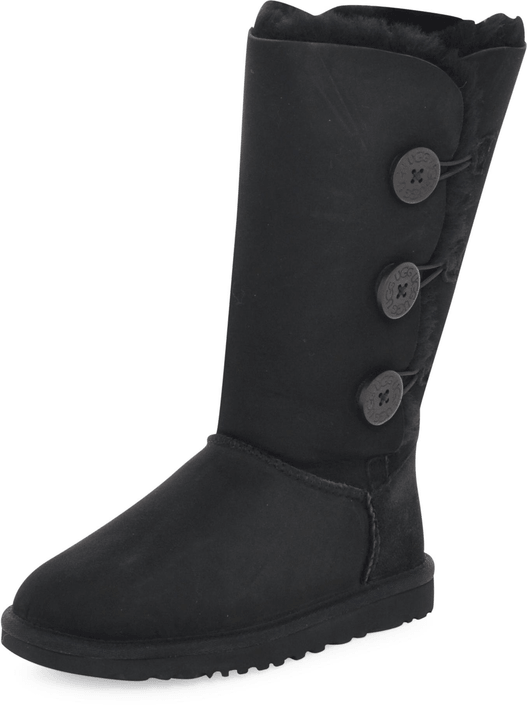 UGG Australia - Bailey Button Triplet Black
