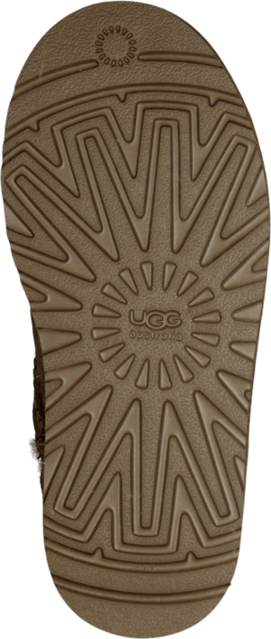 UGG Australia - Mini Bailey Button Chestnut