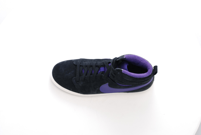Nike - Wmns Hally Hoop Black-Purple