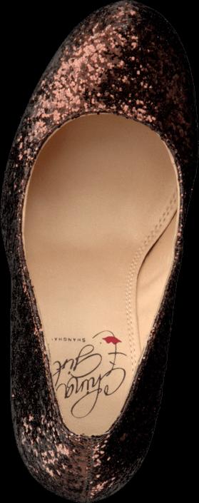 China Girl - Sparkley Bronze