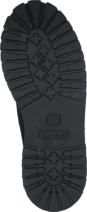 Timberland - 6 In Premium Black Nubuck Mono