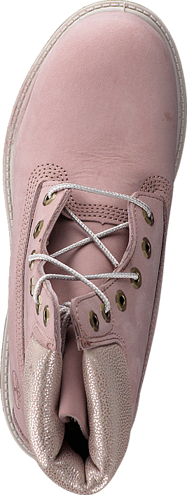 Timberland - 6 In Premium Light Pink Nubuck