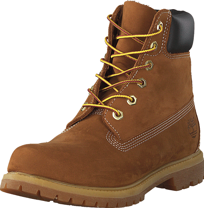 Footway SE - Timberland 6in Premium Rust, Skor, Kängor & Boots, Kängor, Brun, Dam, 35 1797.00
