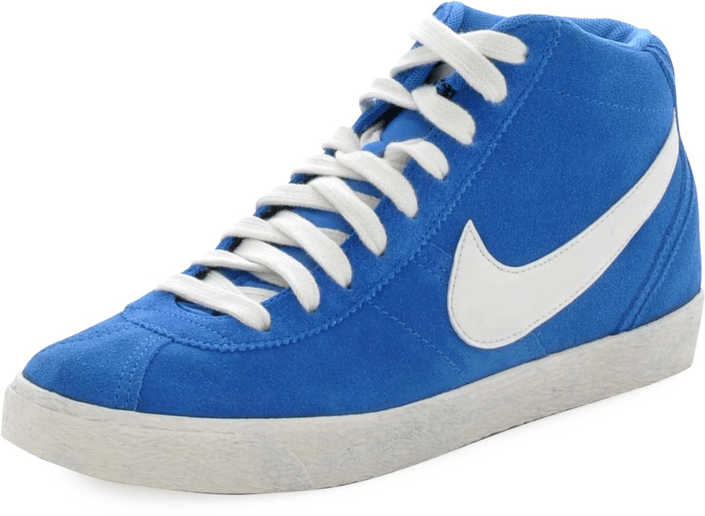 Nike - Nike Bruin Mid Blue