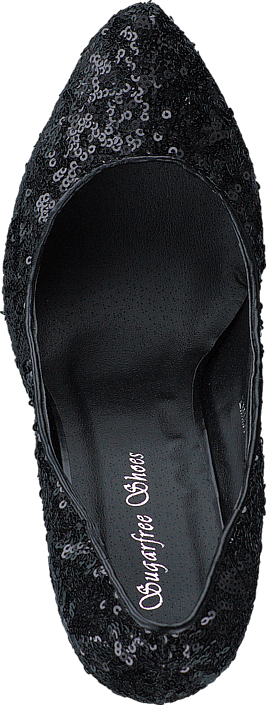 Sugarfree Shoes - Emma Black