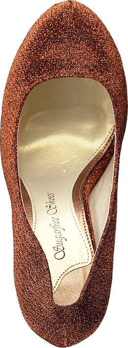Sugarfree Shoes - Siri Copper