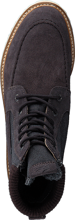 Lacoste ECLOSE 3 Black Suede/Canvas