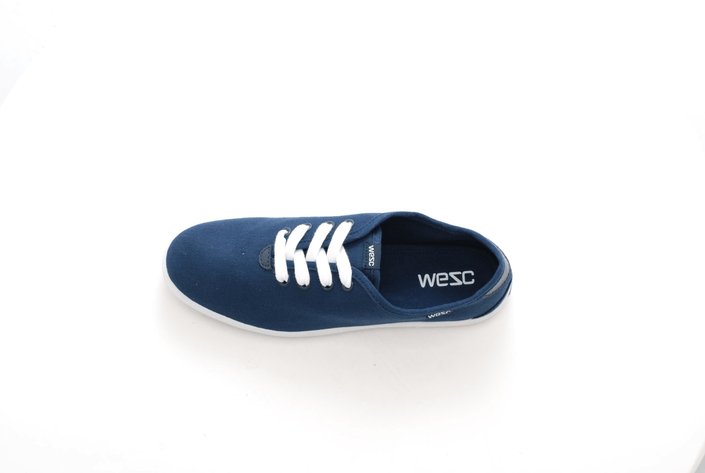 WeSC - Ada Low Top Biking Estate Blue