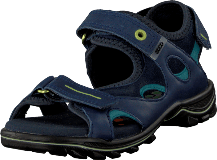 Ecco - Urban Safari Kids True Navy/Marine/Marine