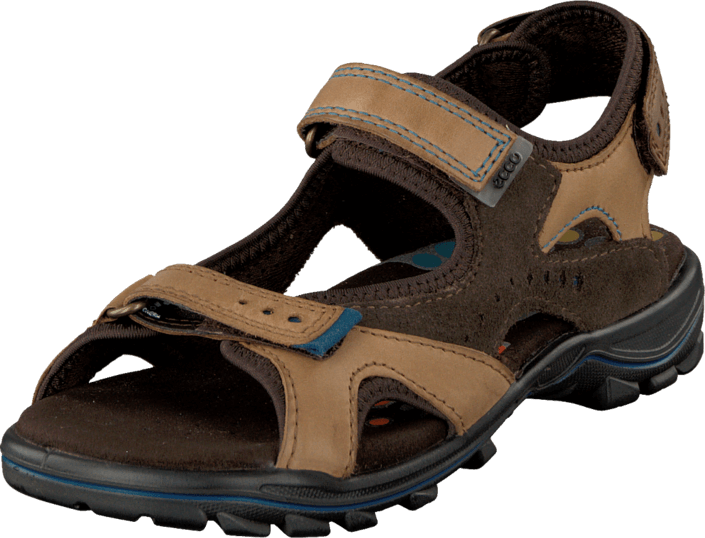 Ecco - Urban Safari Kids Whisky/Dark Clay/Espresso
