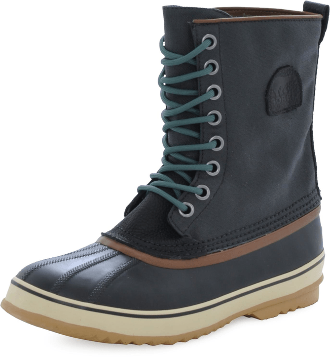 Sorel - 1964 Premium T Black, Dark Green