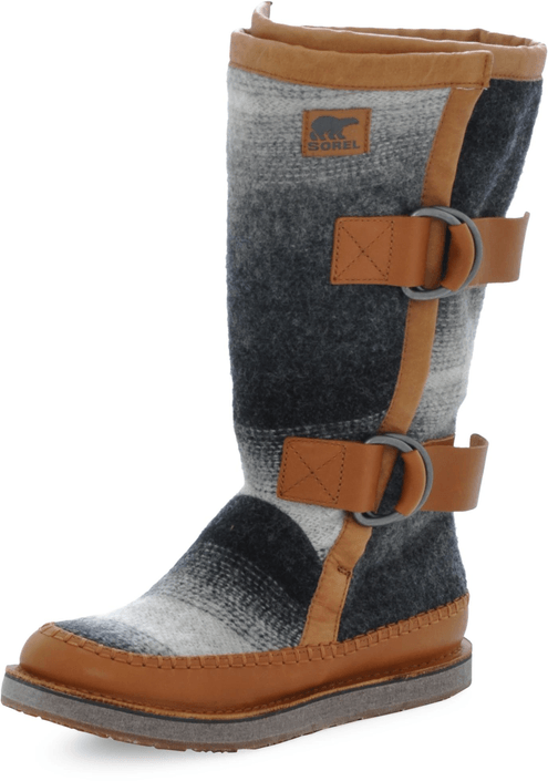 Sorel - Chipahko Blanket Charcoal