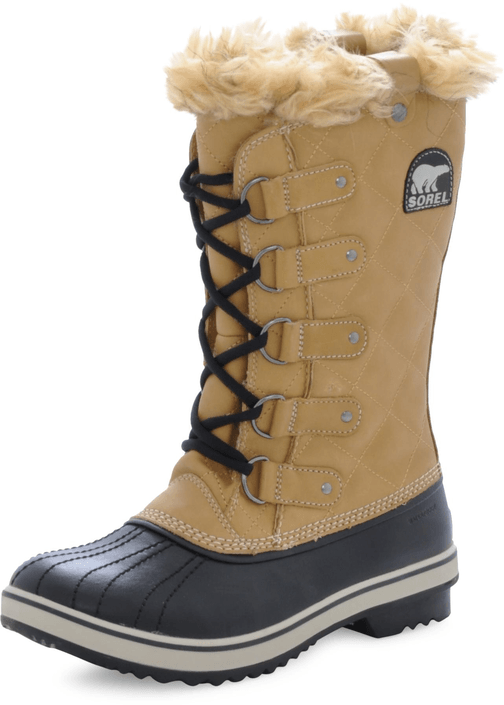 Sorel - Tofino Premium W Curry, Black