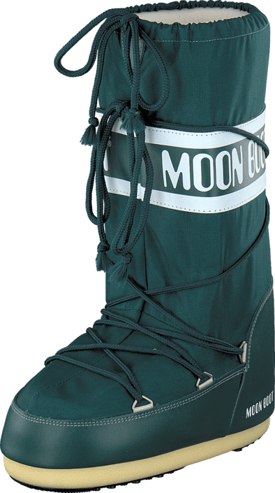 Moon Boot - Nylon Petrol