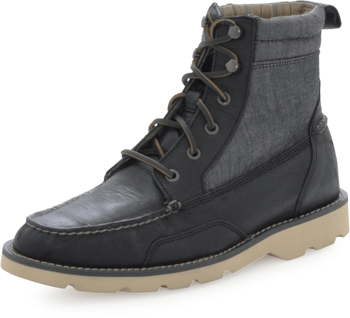 Sperry Topsider - Shipyard Rigger Boot Blk/Gr