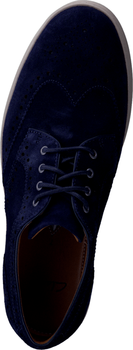 Clarks - Favor Limit Denim Blue Sde