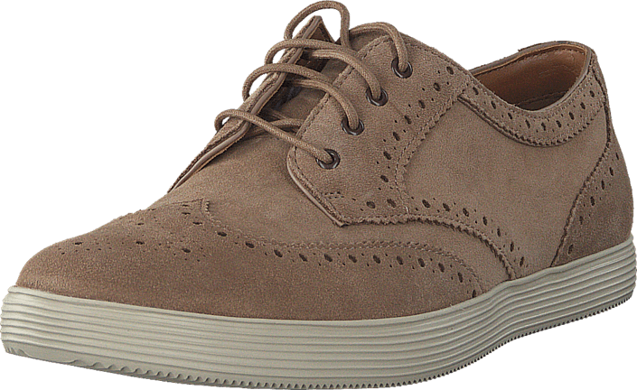 Clarks Favor Limit Wolf Suede