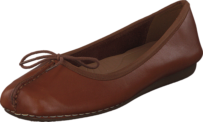 Clarks - Freckle Ice Dark Tan Lea