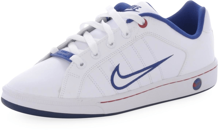 Nike - Court Tradition 2 Plus (GS) WHITE-WHITE