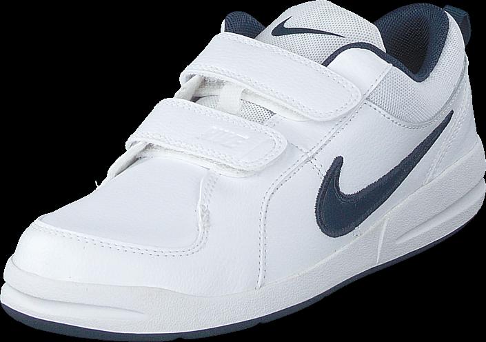 Footway SE - Nike Pico 4 (PSV) WHITE-MIDNVY, Skor, Sneakers & Sportskor, Sneakers, Vit, Unise 337.00