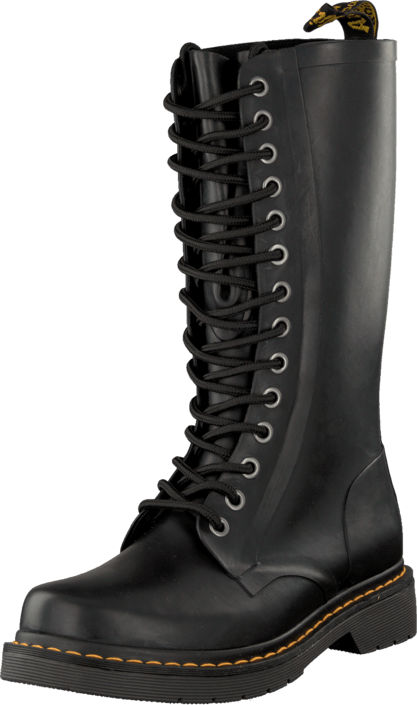 Dr Martens - SHOWER RUBBER MATT BLACK