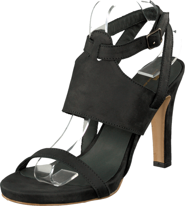 Hope - Lave Sandal Black