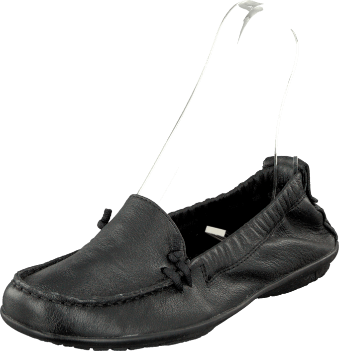 Hush Puppies - CEIL SLIP ON MT BLACK