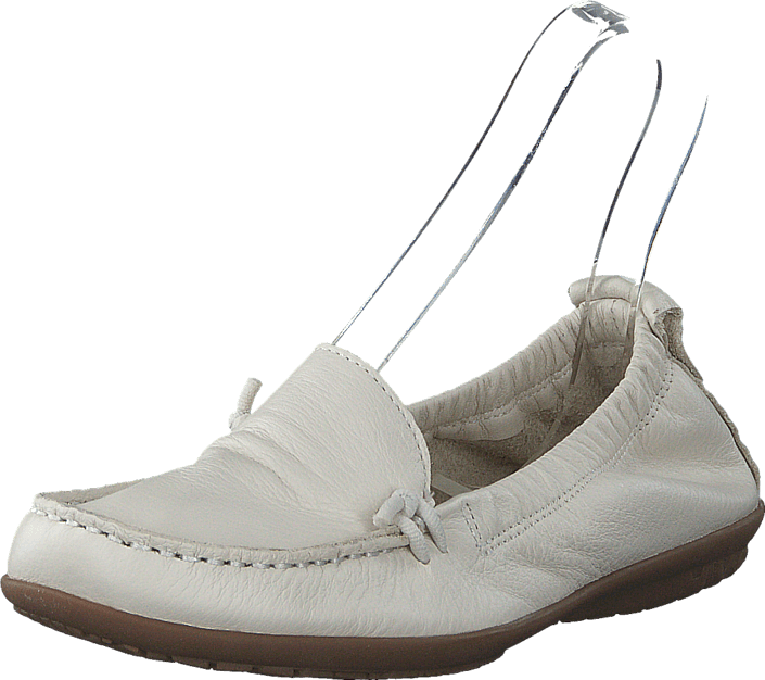 Hush Puppies - CEIL SLIP ON MT White