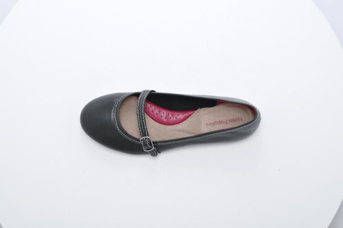 Hush Puppies - CHASTE MARY JANE BLACK