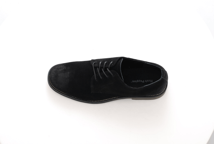Hush Puppies - HIPSTER OXFORD PL BLACK