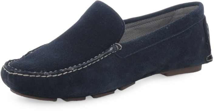 Hush Puppies - MONACO SLIP ON MT NAVY