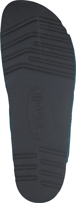 Scholl - Moldava Wedge AD Blue