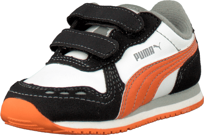 Puma - Cabana Racer SL V Kids Blk/White
