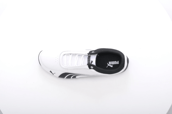 Puma - Drift Cat 4 L JR White/Black