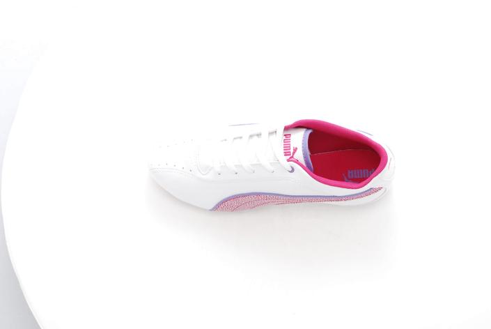 Puma - Tallula Glamm JR Wht/Pink